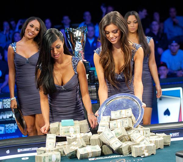 web poker gaming