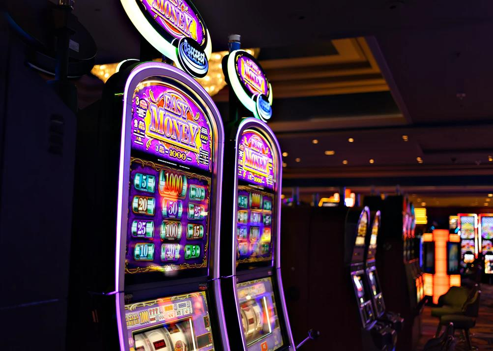 gambling machine