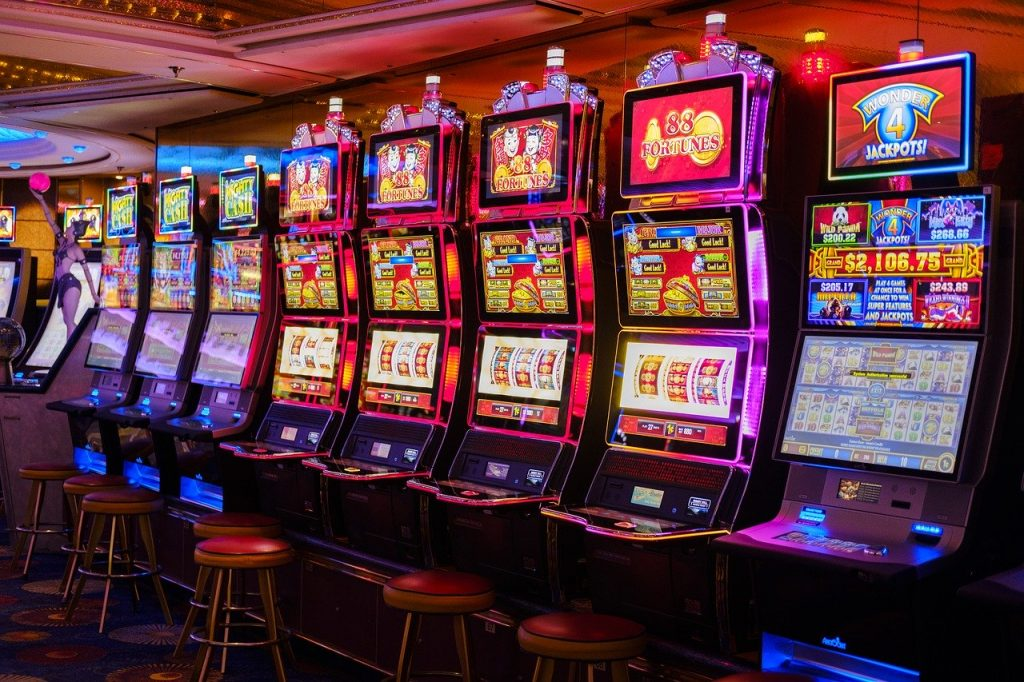 slot games example